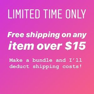 Bundle and save even more!!